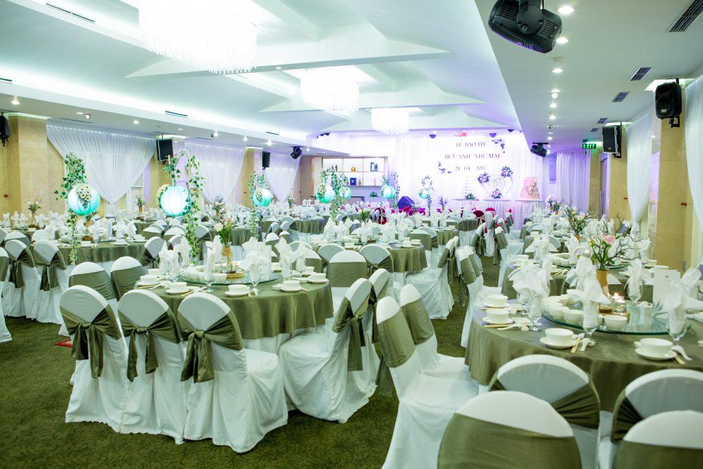 Nhà hàng tiệc cưới Mạc Đĩnh Chi