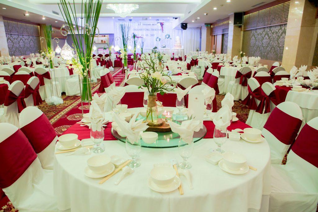 Nhà hàng tiệc cưới q1 giá tốt nhất